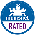 Mumsnet Rated Logo